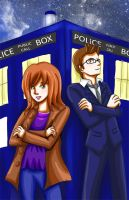 The Doctor Donna by khiro