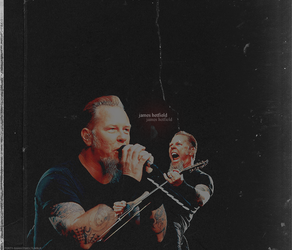 James Hetfield by nightstem