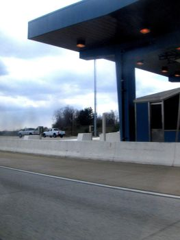 Toll Booth. by KissMeYouFool