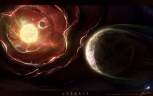 Antares by GuilleBot