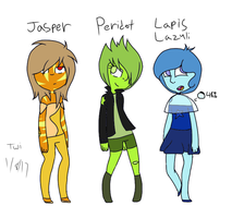 TwiDash- Steven Universe Adopts (JASPER IS UP) by CutiePit-Adopts