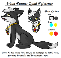 Wind Runner Quad Ref by fennecthefox15