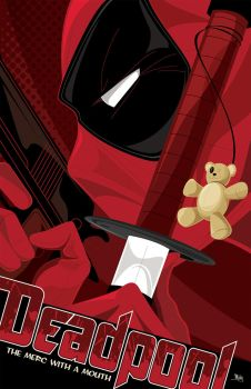Deadpool by MikeMahle