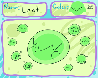 [Meebos] - Leaf by Kitsicles