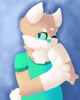 .:Commission:. FLoof by IsabellaGraceS