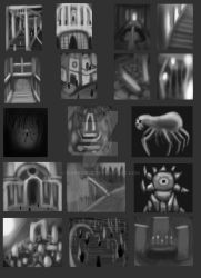 Thumbnails 001 by Manroose
