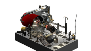 Thermoelectric Power Generator by SquidEmpire