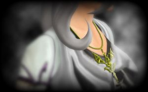 Necklace by scorpioevil
