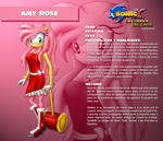 LGDC - Amy Rose v2.0 by DarkTailsXZ