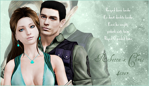 Rebecca x Chris 4 by Highwind-Redfield