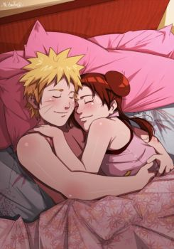 Commission_Love in Sleep by sbel02