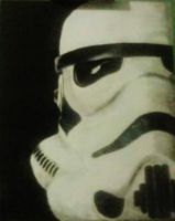 Storm Trooper by KaganMasters