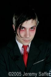 My Chemical Romance Frank Iero by JeremySaffer
