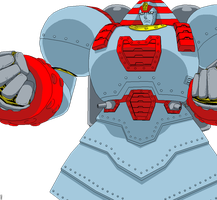 Giant Robo by maiyeng