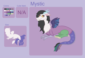 Princess Mystic Bio by srbarker
