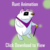 Runt Animation by KatCardy