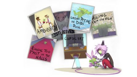 Photo-Diary Desktop by Dreamkeepers