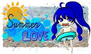 ::+ Signature +:: Did you have a Happy Summertime? by Yami-Kaira