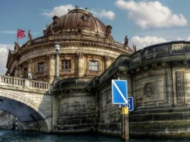 Museum Island - Bode Museum II by pingallery