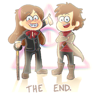 THE END. by Rumay-Chian