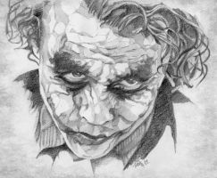 Why So Serious????? by t970