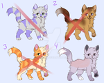 Cat Adopts (1/4 OPEN) by catshlt