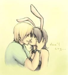 Don't Cry by Seras-V