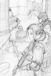 APB Sketches 43 by arnistotle