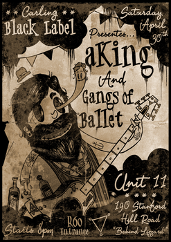 aKing Flyer by certainisnot