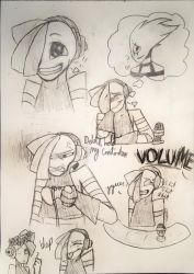 Volume stress relief sketch dump by Lady-Riptide