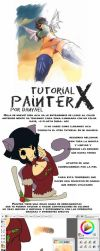 + TUTORIAL PAINTER PARTE 3 + by Lestat-Danyael