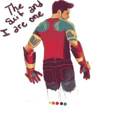 Palette Meme - Tony Stark by That70sshowlova