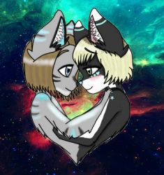 My Love For You Is As Big As The Universe by Miseka