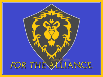 For The Alliance by UmbreonStudios