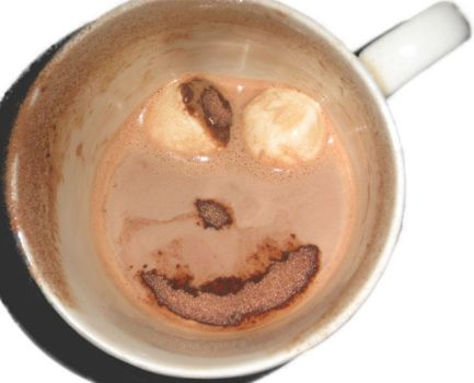 Hot Smiley Chocolate by moorar