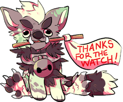 Thanks for the Watch! by Fayfia