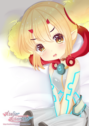 Commission: Xenoblade Electra by AtelierAstarotte