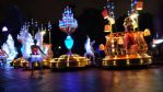 paint the night at Disneyland 2 by Bella-Who-1