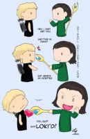 So Loki, Maybe by azirahl