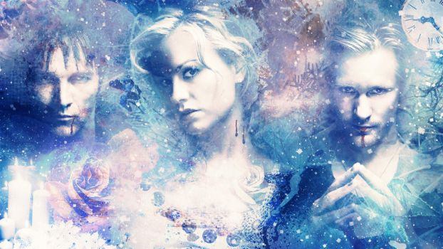 Frosty True Blood by Super-Fan-Wallpapers