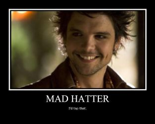 Mad Hatter by piratekit
