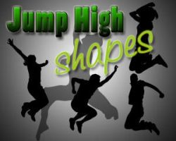 Jump High Shapes by fmsarwary