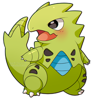 ChibiDex: #248 Tyranitar by SeviYummy