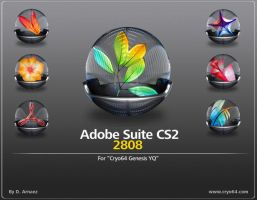 Adobe Suite CS2 2808 by DARIMAN