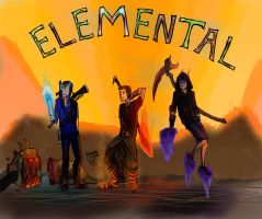 Elemental Cover. by Odahviing