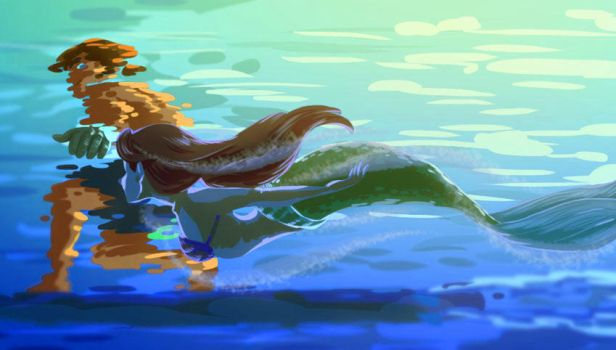 2. Surfer by iesnoth