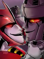 Transformers Windblade: Starscream/Knockout by TheSpeed0fLlight