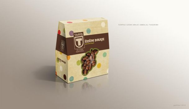 Taris Packaging Design by grafiket