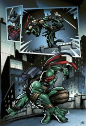 TMNT page 5 by JPRcolor