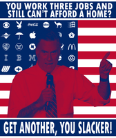 Romney's Work Ethic by Party9999999